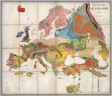 Así ha cambiado nuestra imagen de Europa a lo largo de siglos y siglos de mapas | Nuevas Geografías | Scoop.it