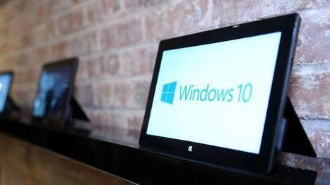 """El """"truco sucio"""" de Microsoft para que actualices tu computadora a Windows 10 - BBC Mundo   Ultimate Tech-News   Scoop.it"""