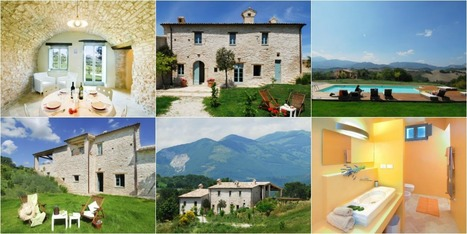 Best Le Marche Accommodations: Agriturismo Molleone, Cagli | Le Marche Properties and Accommodation | Scoop.it
