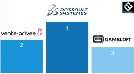 [SEN#6] Le Top 100 des entreprises qui recrutent dans le numérique | Le Journal des RH | david.bellaiche@althea-groupe.com | Scoop.it