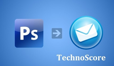 PSD to Email Template Conversion | TechnoScore | Scoop.it