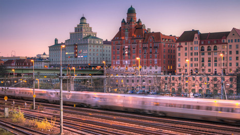 Stockholm's startup scene is establishing itself as Europe's major tech hub | Startup - Growth Hacking | Scoop.it