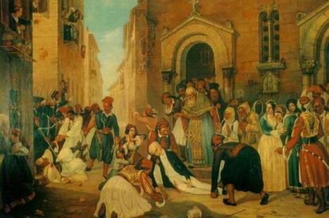 Β. Ραφαηλίδης – Ο θάνατος ενός ήρωα | omnia mea mecum fero | Scoop.it