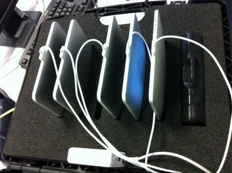 Des mallettes iPad dans les lycées de l'académie de Bordeaux | ipad Pro | Scoop.it