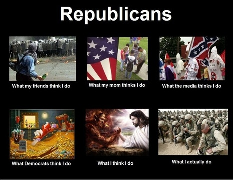 Republicans | What I really do | Scoop.it