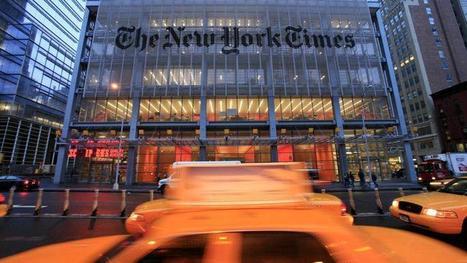 Le New York Times va dépasser le million d'abonnés numériques en 2015 | DocPresseESJ | Scoop.it