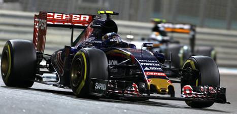 Will Ferrari power boost Toro Rosso's junior stars to the F1 podium in 2016? | F 1 | Scoop.it