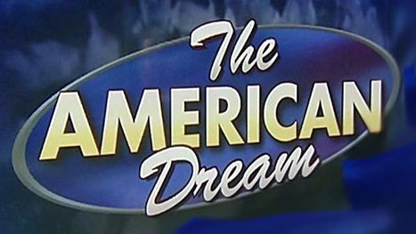 New measurement for the American Dream - Streng... | Strengthening Brand America | Scoop.it