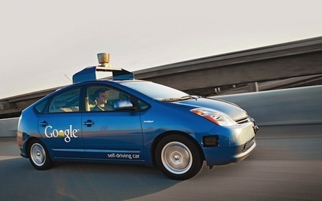 How self-driving cars will change cities - Per Square Mile | Ms. Postlethwaite's Human Geography Page | Scoop.it