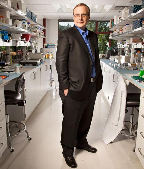 Inside Paul Allen's Plan to Reverse-Engineer the Human Brain - Wired Science | ub3r newz | Scoop.it