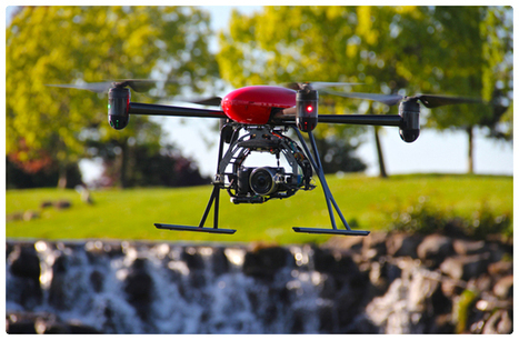 Drones film earthquake damage | sUAS News | UAV | Scoop.it