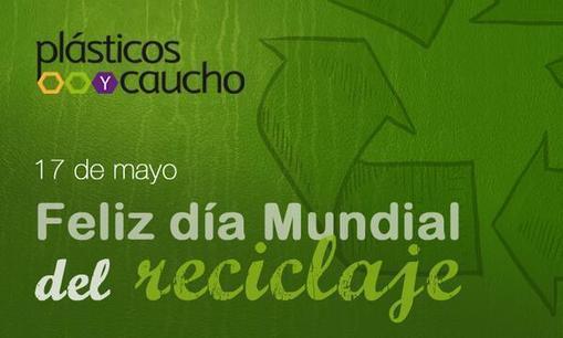 PlasticosCaucho: día del reciclado