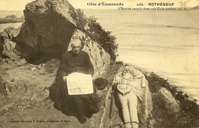 Déchiffrer les messages d'outre-tombe de l'abbé Fouré... (A propos du site de l'ancienne Croix de l'Ermite) : Le Poignard Subtil   GenealoNet   Scoop.it