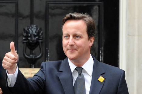 David Cameron: The economic plan is working   link2portal - news and business directory   link2portal   Scoop.it