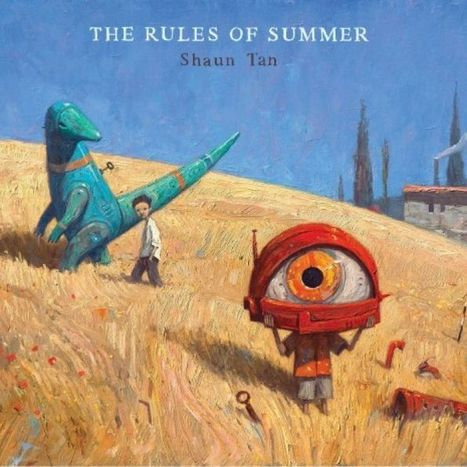(Video) Shaun Tan's Rules of Summer | Literature and Literacy in the Primary+ Classroom | Scoop.it