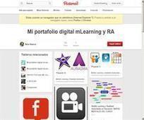 El tablero final de mobile learning y realidad aumentada en eduación de Nela | Augmented reality tools and news | Scoop.it