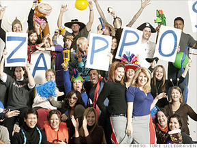 100 Best Companies to Work For 2013 - Zappos.com - Fortune | Takin Care of Business | Scoop.it