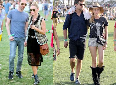Coachella 2013 : Kate Bosworth vs Diane Kruger - Tendances de Mode | Mode Trends | Scoop.it