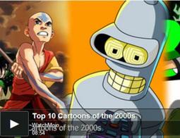 Top 10 Cartoons of the 2000s [Video] | Tecnologia | Scoop.it