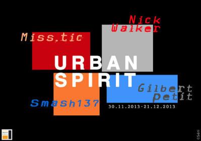 [Street Art] Urban Spirit | Alter-Natives | La différence est avant tout une question de point de vue | Le Street Art - Art de la rue - Graffiti - TAG | Scoop.it