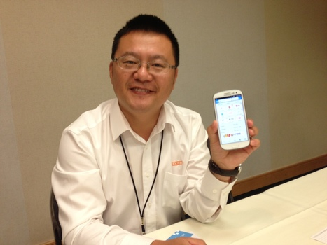 Chinese Mobile Browser Maker UCWeb Aims for a Billion Users ... | Anything Mobile | Scoop.it