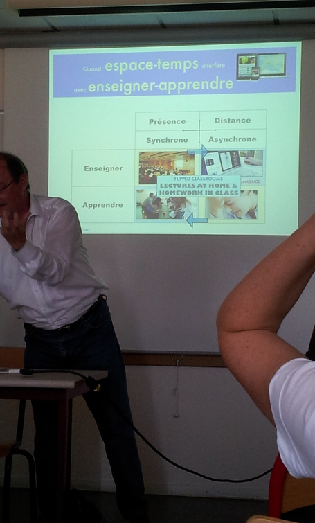 IUTICE-Des dispositifs pédagogiques pour les compétences transversales... Ca va flipper! | eLearning - entre pedagogies et technologies - between pedagogy et technology | Scoop.it