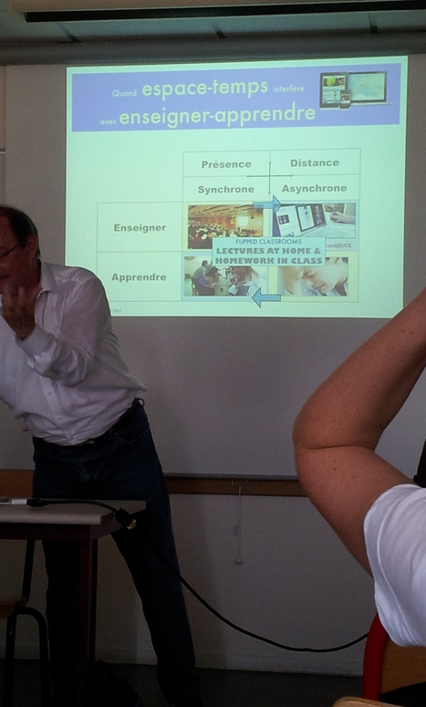 IUTICE-Des dispositifs pédagogiques pour les compétences transversales... Ca va flipper! | Français langue étrangère et technologies | Scoop.it