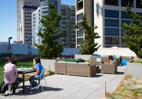 Twitter opens up $3 million community center in San Francisco - Fortune | Tax Law | Scoop.it