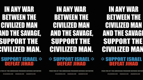 New Inflammatory Anti-Islam Poster - BuzzFeed | The Indigenous Uprising of the British Isles | Scoop.it