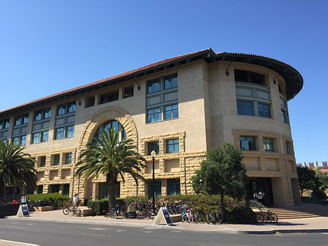 Where Google Was Born: The Gates Computer Science Building At Stanford | internet marketing | Scoop.it