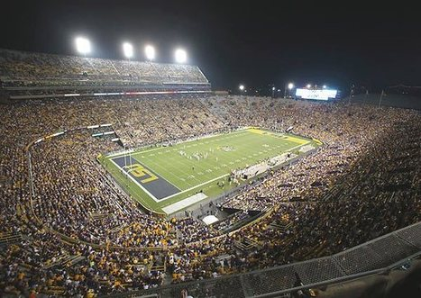 College's loudest stadium? NCAA ranks top five « SI.com | Academic Reading and Writing 101 | Scoop.it