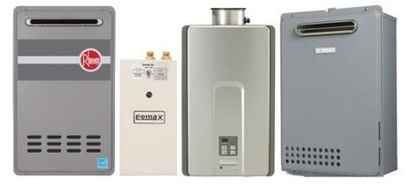 Tankless Water Heater Reviews - Tankless Water Heaters | Try Tankless | Tankless Water Heater Reviews | Scoop.it