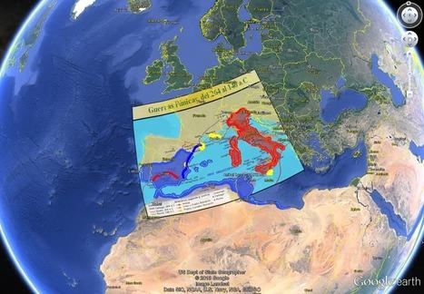 Princippia, Innovación Educativa: Ejemplo práctico de una earthquest con Google Earth. | Prof. GEO_HIS | Scoop.it