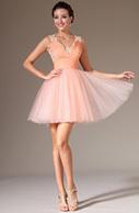 [EUR 89,99] eDressit 2014 Nouveauté Dentelle Au-Genou  Robe de Bal/Gala(04140910)   les plus belles robes de soirée   Scoop.it
