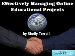 Teacher Reboot Camp » Blog Archive » Free Webinar: How to Effectively Manage Online Educational Projects | Keep learning | Scoop.it