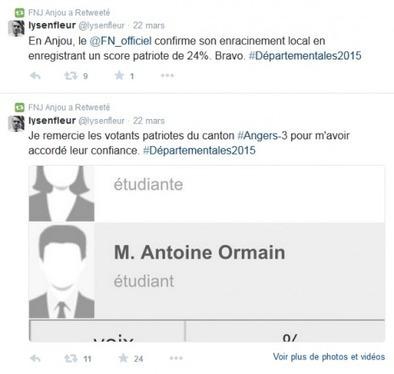 Racistes ou homophobes : le FN soutient encore ses candidats «à problèmes» @CandiceMarchal | TRANSITURUM | Scoop.it
