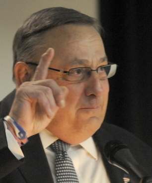 LePage points to climate change as plus for Maine  | The Portland Press Herald / Maine Sunday Telegram | Sustain Our Earth | Scoop.it