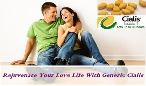 Generic Cialis - An Essential Option Against ED | HealthCare | Scoop.it