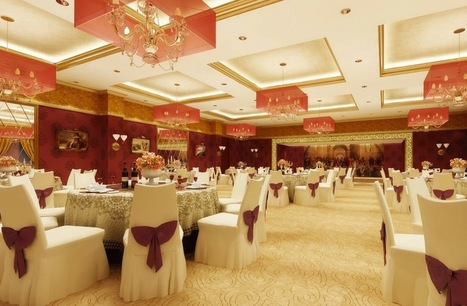 Marriage Banquet Hall – A Perfect Venue under Budget | Wedding Planners In Delhi | Scoop.it
