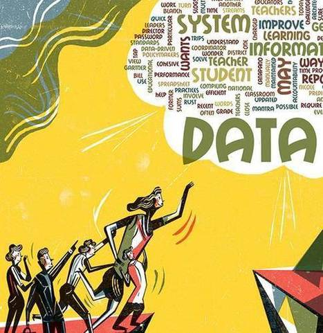 Closing the Data Gap -- THE Journal | Resources for DNLE for 21st Century | Scoop.it