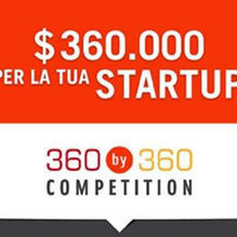 360by360 competition: 360mila dollari per le startup italiane - Il Sole 24 Ore | Startup | Scoop.it