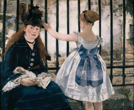 Life and Paintings of Édouard Manet (1832 - 1883) | About Art & Creativity | Scoop.it