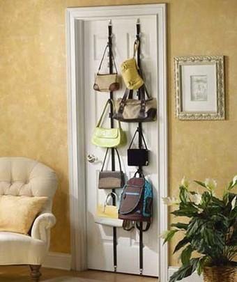 Ideas para guardar y organizar los bolsos. | Mil Ideas | Decoración de interiores | Scoop.it