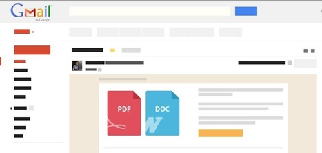 Save your Gmail Messages in Google Drive | Google Information | Scoop.it