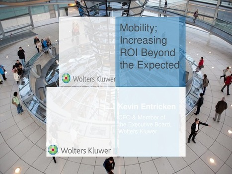 Mobility: Increasing the ROI | ieOnDemand | Business Education | Scoop.it