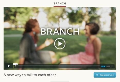 Branch unveils redesign | The Conversation Engine | Corporate Identity | Scoop.it