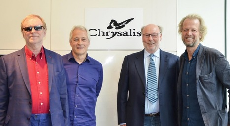 Two months after Warner sale, Chrysalis signs with Kobalt Label Services   Musicbiz   Scoop.it