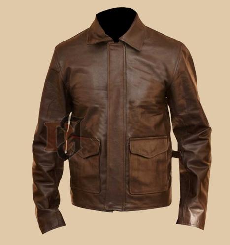 Indiana Jones Distressed Costume   Distressed Jackets   Scoop.it