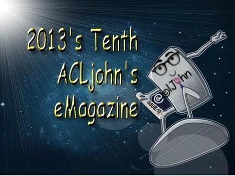ACLjohn's eMagazine | technologies | Scoop.it