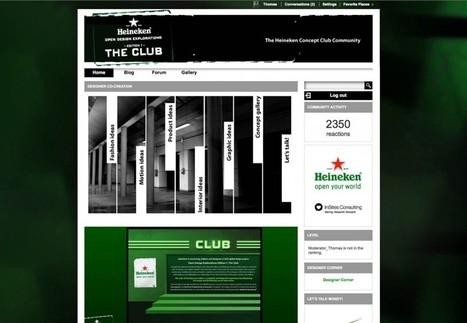 Heineken wins CCA Co-Creation Award crowdsourcing | InSites Blog | CoCreation & Social Product Development | Scoop.it
